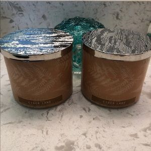 Cider lane candles bath and body works